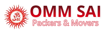 Omm Sai Packers and Movers Logo
